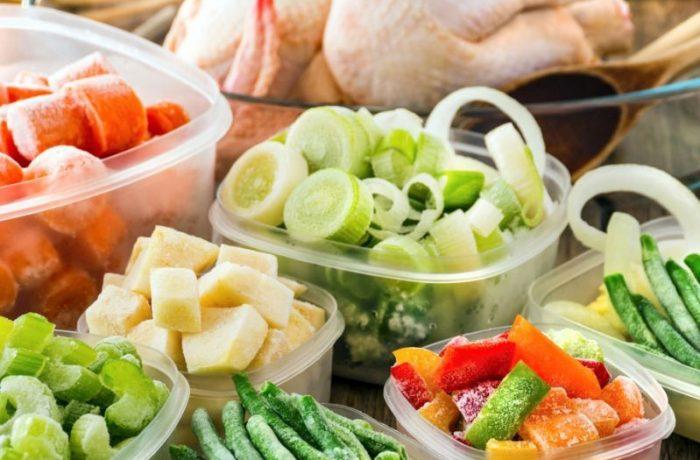 De astăzi, alimentele  congelate vor avea etichete speciale