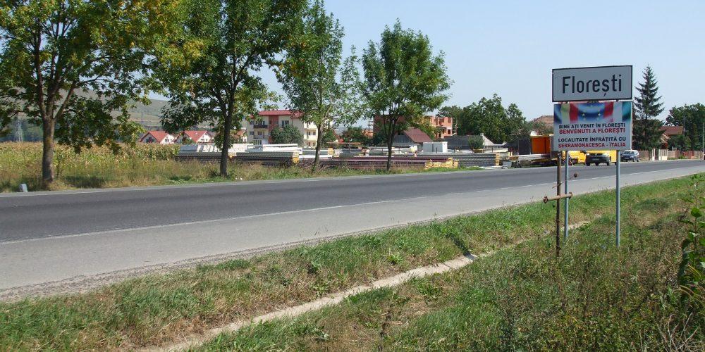 Spitalului Regional de Urgență se mută de la Apahida, la Florești