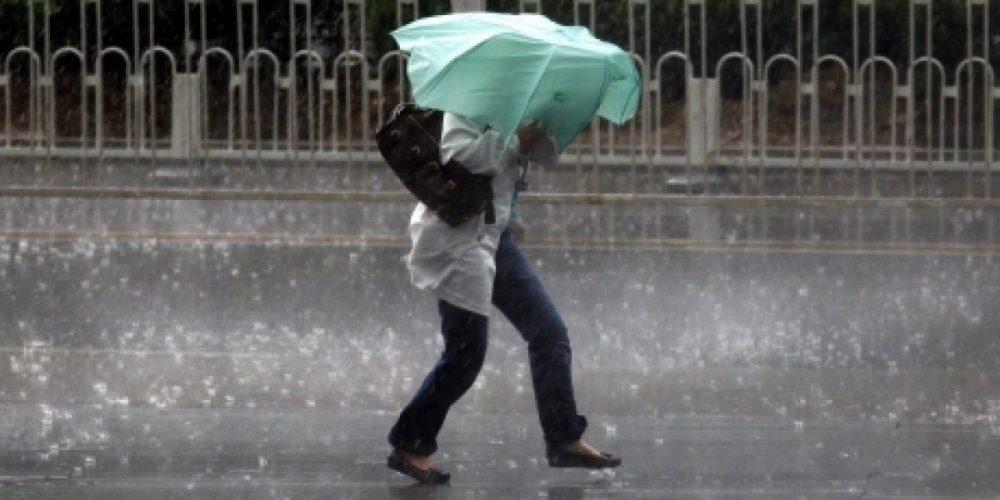 Se anunţă ploi şi lapoviţă pentru judeţul Cluj