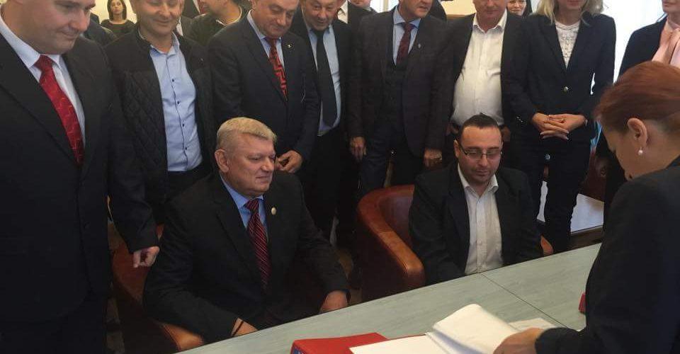 Cornel Itu a intrat oficial în cursa pentru parlamentare