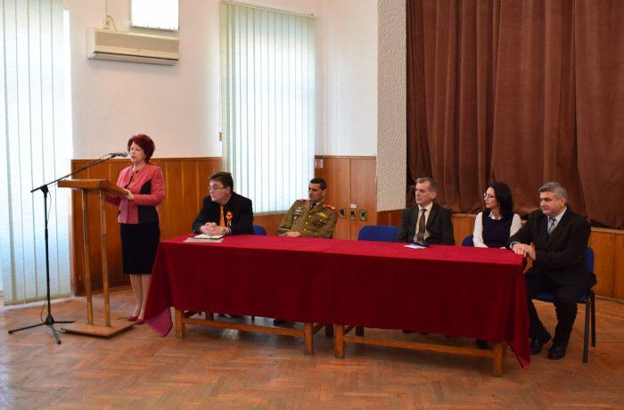 Simpozion dedicat împlinirii a 100 de ani de la intrarea României în Primul Război Mondial