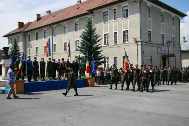 """Comandantul Bazei 4 Logistică ,,Transilvania"""" şi al Garnizoanei Dej a trecut în rezervă"""