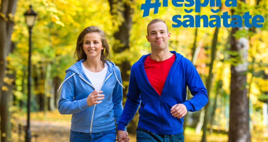 Campanie de informare:  Respiră sănătate!