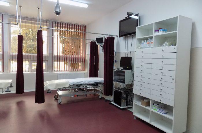 Spitalul Municipal Dej are un Compartiment de Urgențe, de nivel european!