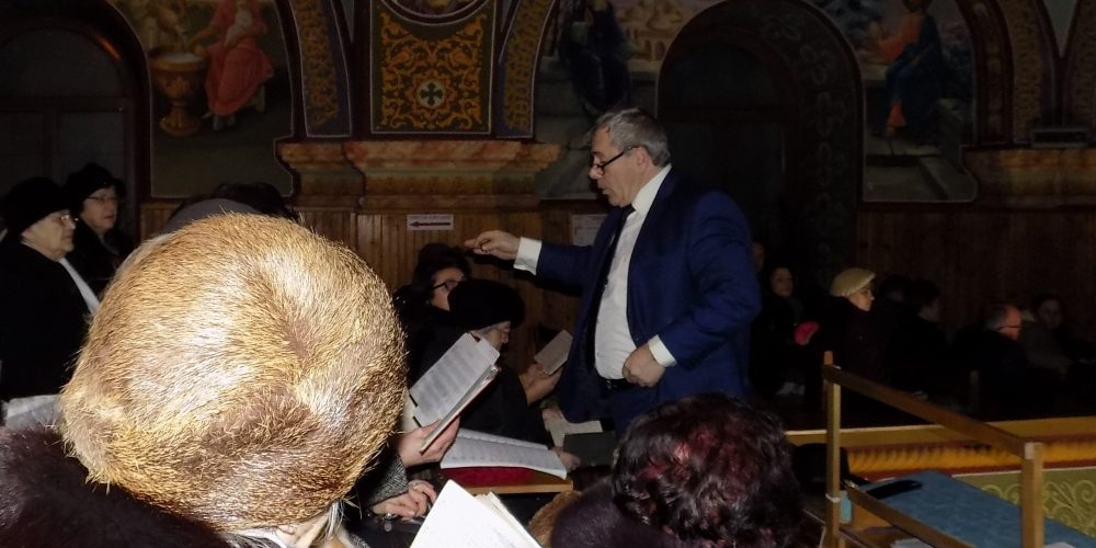 Concert de colinde, la Biserica Parohiei Ortodoxe II