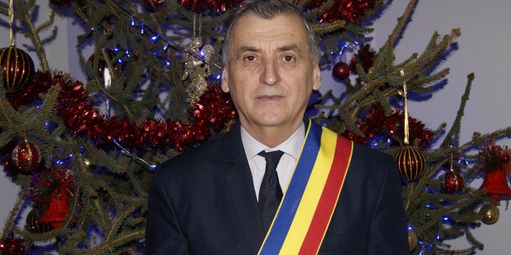 Mesajul primarului municipiului Dej, pentru dejeni, cu ocazia Anului Nou