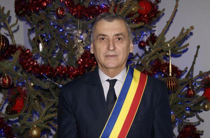 Primarul municipiului Dej urează un An Nou fericit, tuturor dejenilor !
