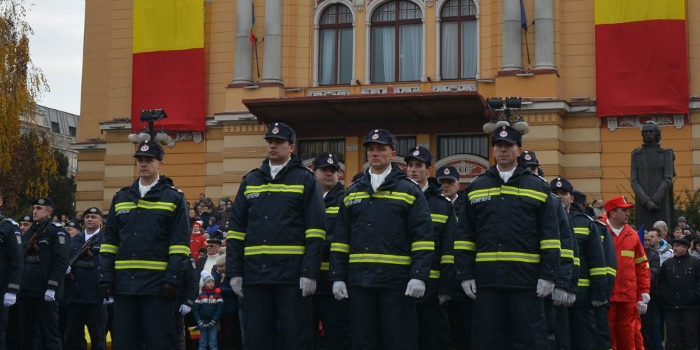 Şanse pentru tinerii care doresc să devină pompieri