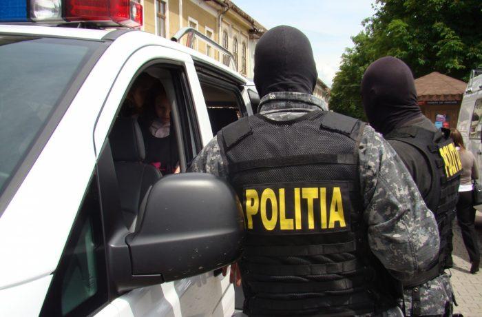 """Caravana """"Fii poliţist pentru o zi"""", miercuri la Dej"""