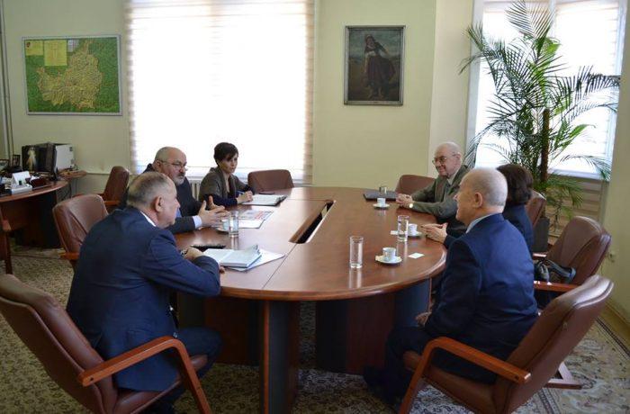 Reprezentanții Consiliului Naţional al Persoanelor Vârstnice s-au întâlnit cu Prefectul județului