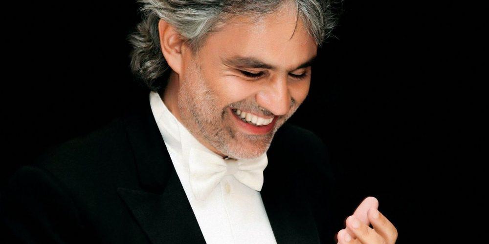 Andrea Bocelli și invitații săi, în iunie la Cluj!
