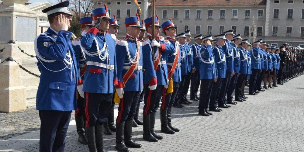 3 Aprilie – Ziua Jandarmeriei Române