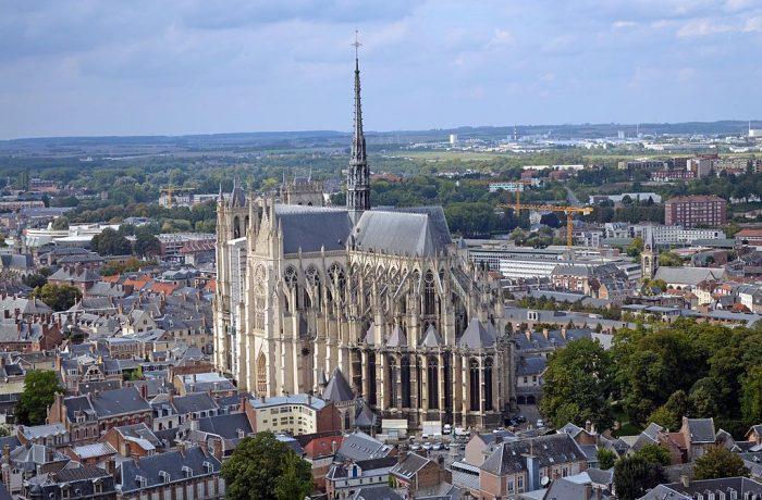 Prin Amiens, orașul lui Jules Verne