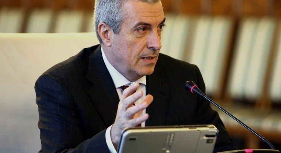 Călin Popescu Tariceanu vrea eliminarea venitului minim garantat
