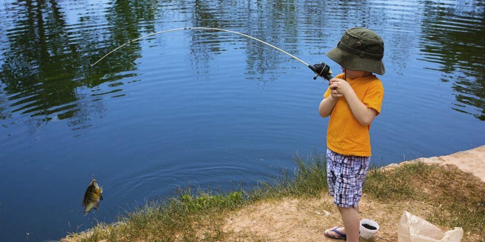 """Cupa Napoca Junior""  la pescuit"