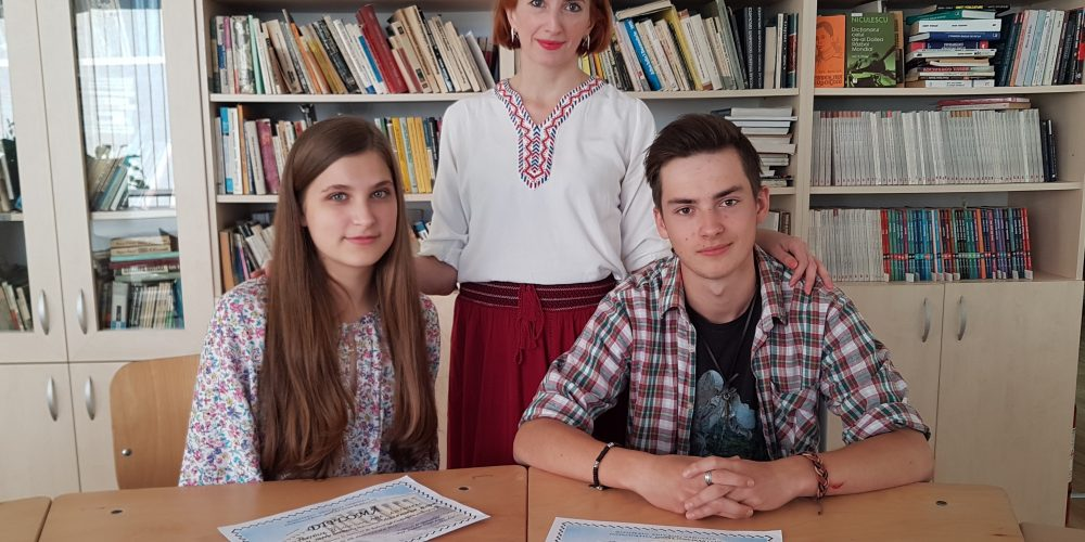 Un premiu și o mențiune pentru doi elevi de la LAPI Dej, la un concurs de istorie