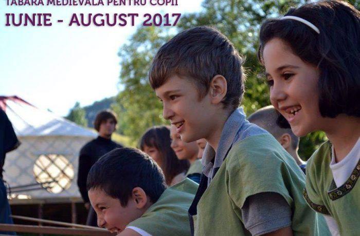 Au început înscrierile pentru Tabăra Medievală 2017
