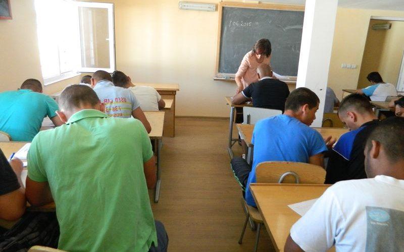 Deținuții vor fi trimiși la cursuri de calificare