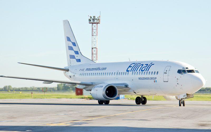 Aeroportul din Cluj a inaugurat o nouă rută aeriană turistică, Cluj – Thessaloniki