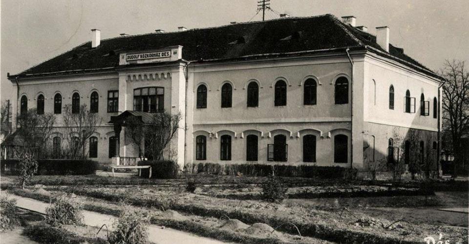 """Istorie locală: De la Spitalul """"Rudolf"""", la Spitalul Municipal Dej"""