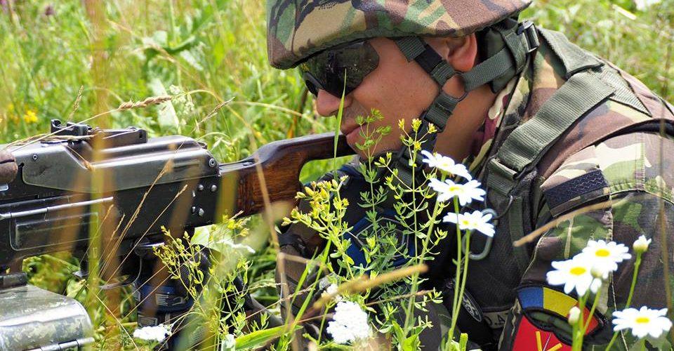 Forţele Terestre Române participă cu aproximativ 8000 de militari la SABER GUARDIAN 2017 – Video