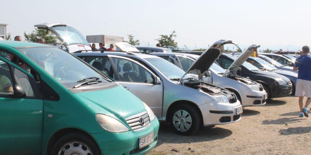 Efectul eliminării taxei auto: România a ajuns colecționara de rable a Europei!