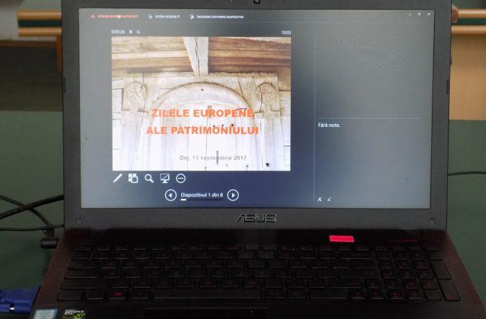 DEJ: Zilele Europene ale Patrimoniului