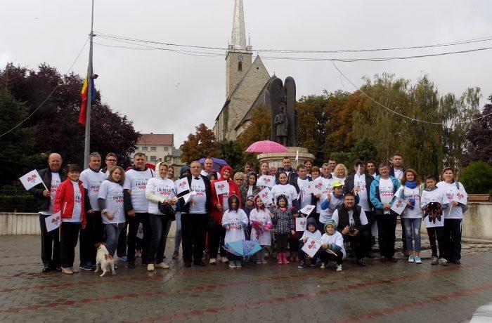 Rotarienii  din Dej și-au pus inima la treabă!