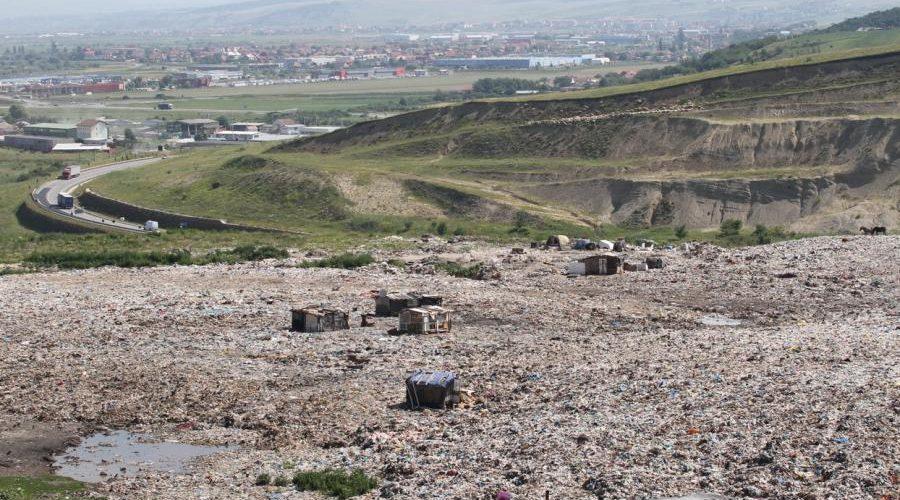 Se închid rampele de gunoi neconforme din județul Cluj