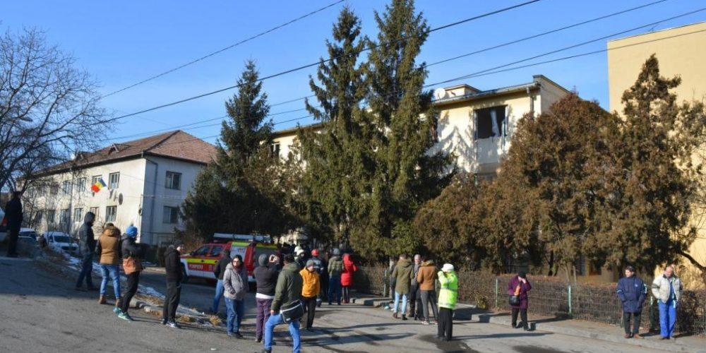 ISU Cluj: Elevii din şcolile clujene fără autorizaţie de incendiu sunt în siguranţă