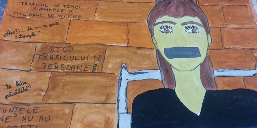 Săptămâna luptei împotriva traficului de persoane