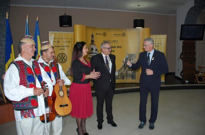 Bal de caritate, marca Rotary Club Dej