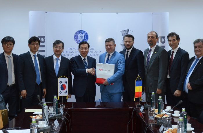 Memorandum de Înțelegere  pentru înființarea Centrului Român de Productivitate