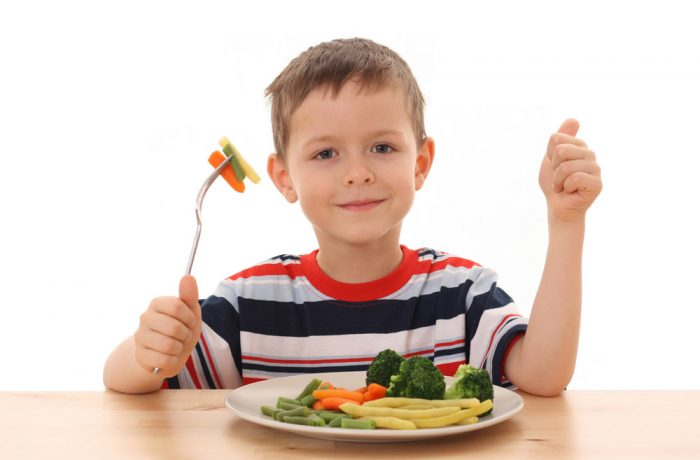 Campanie de promovare a alimentației sănătoase  la preșcolari
