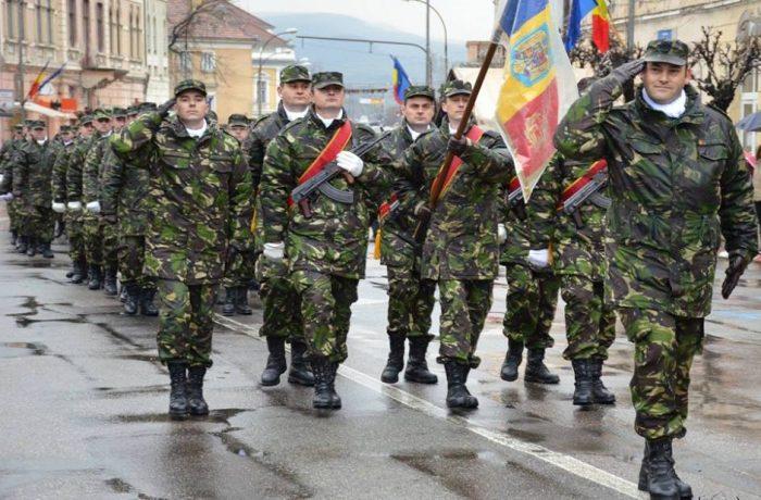 Ziua Naţională a României, sărbătorită vineri  la Dej