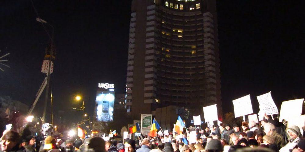 Proteste de amploare sunt anunțate pentru azi, în toată țara