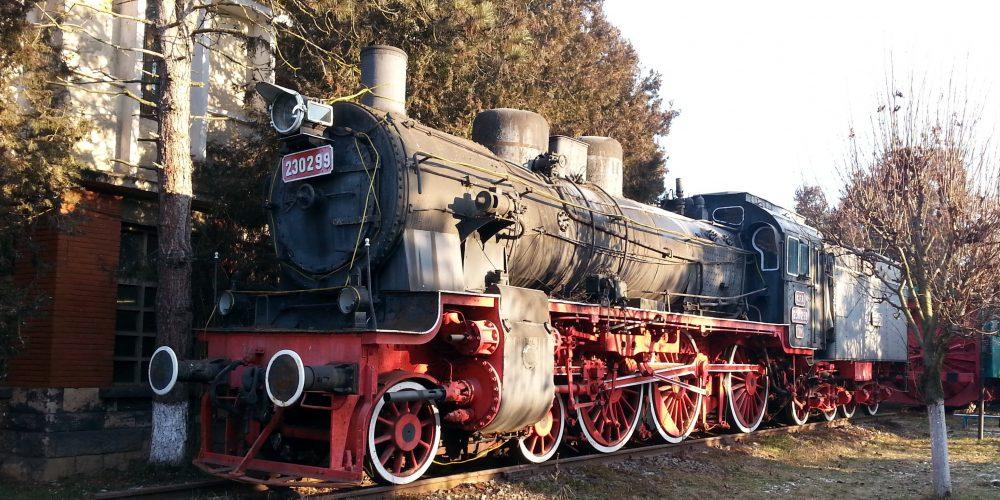 Muzeul Locomotivelor din Dej-Triaj, va intra oficial în circuitul muzeistic al țării