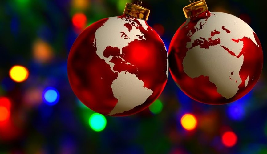 ANUL NOU, prilej de bucurie pe tot globul pământesc