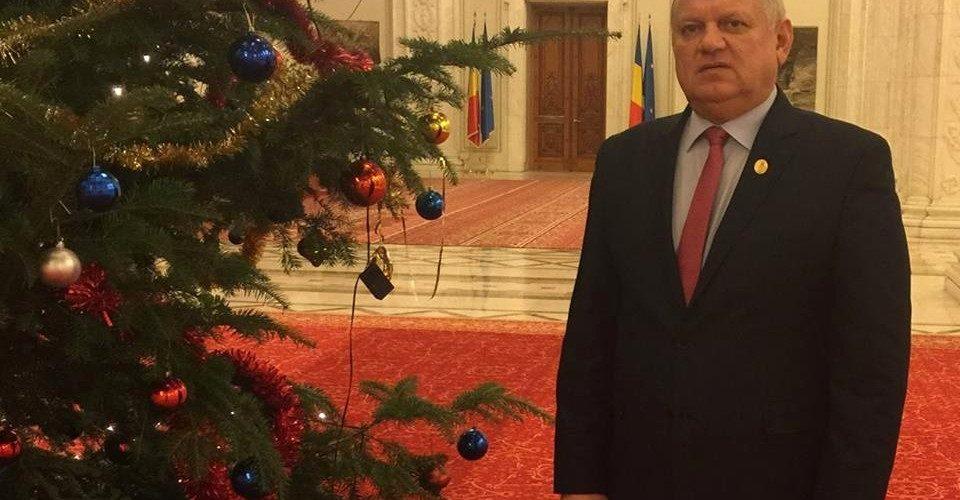 Mesaj de Crăciun pentru toți dejenii, din partea deputatului Cornel Itu