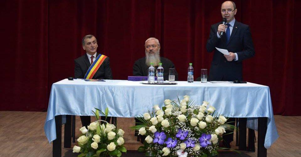 Unirea Principatelor Române, sărbătorită la Dej