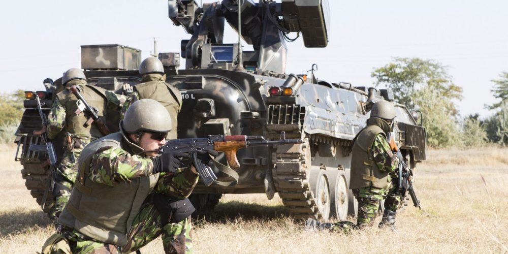 Armata Română, priorități în 2018
