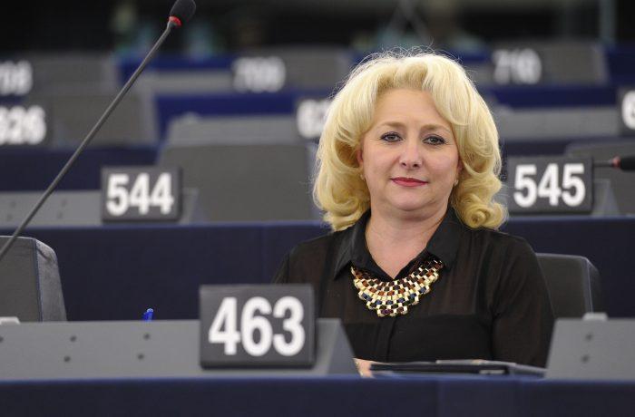 Viorica Dăncilă, propunerea PSD pentru funcția de premier
