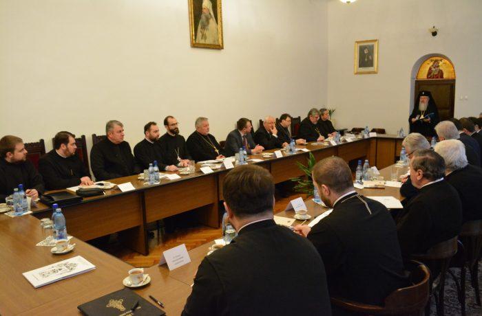 Bilanțul activității Arhiepiscopiei Clujului, pentru anul 2017