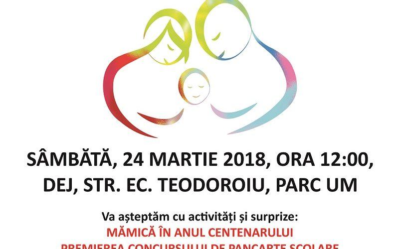 """""""Marșul pentru Viață 2018"""", la Dej"""