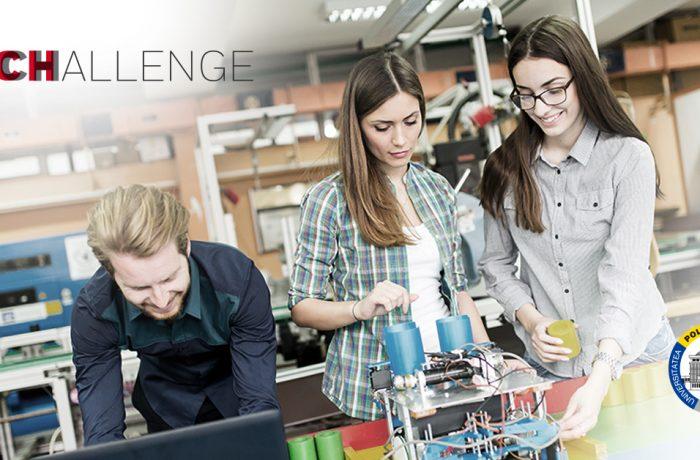 TeChallenge – concurs de proiecte  pentru liceeni