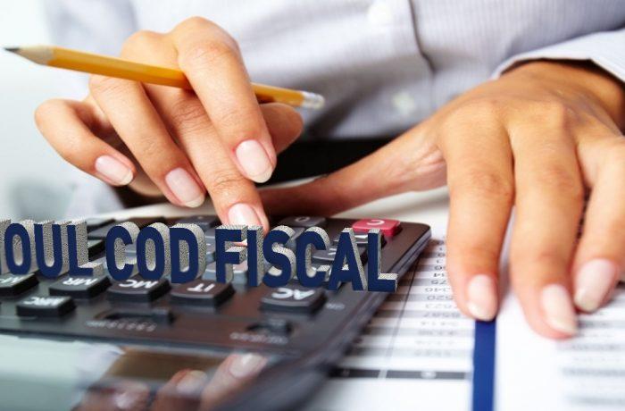 În 3 luni, Codul Fiscal a fost modificat de 120 de ori