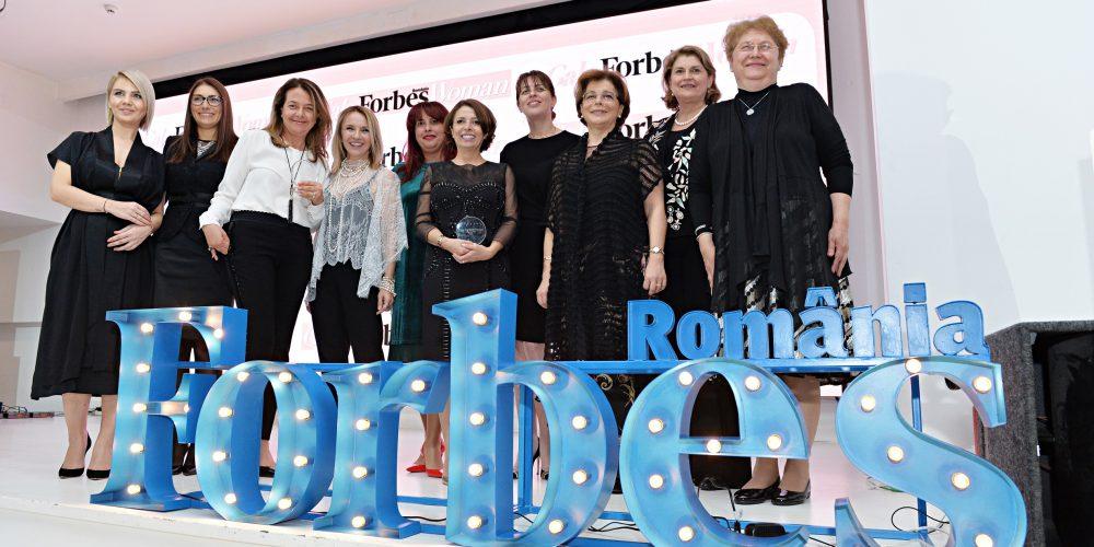 Cele mai influente femei din România,  la Gala Forbes Woman 2018