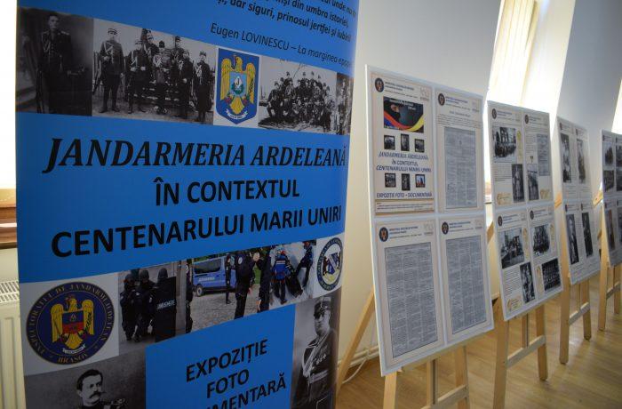 Jandarmeria Ardeleană, la ceas aniversar