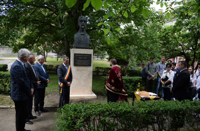 O sută de ani de la moartea poetului George Coșbuc