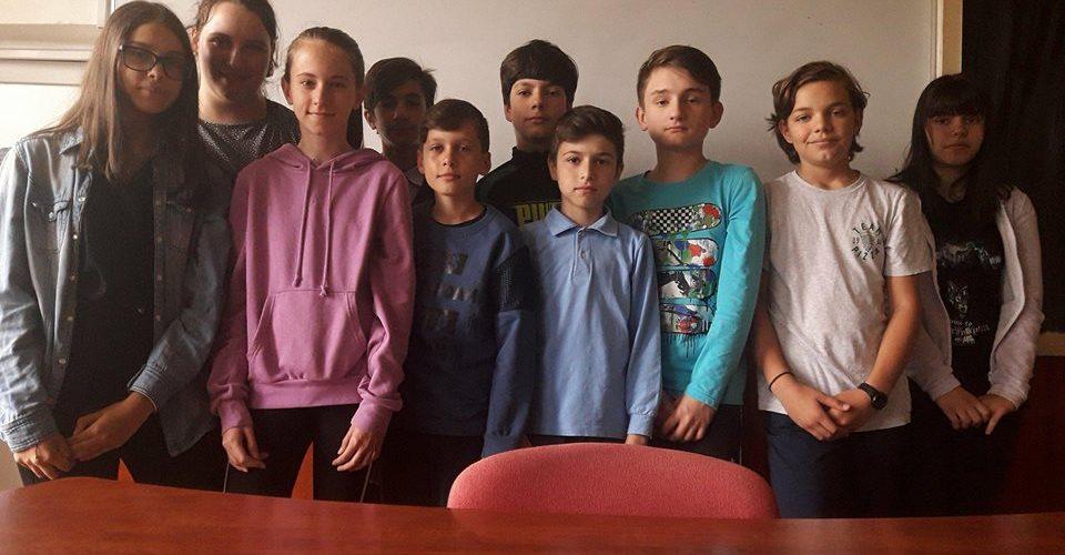 """Elevi ai Școlii """"Avram Iancu"""" Dej, pe primele 3 locuri la Concursul """"Emil Palade"""""""